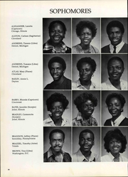 Page 92, 1979 Edition, Central State University - Centralian Yearbook (Wilberforce, OH) online yearbook collection