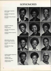 Page 94, 1979 Edition, Central State University - Centralian Yearbook (Wilberforce, OH) online yearbook collection