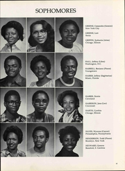 Page 95, 1979 Edition, Central State University - Centralian Yearbook (Wilberforce, OH) online yearbook collection