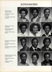 Page 96, 1979 Edition, Central State University - Centralian Yearbook (Wilberforce, OH) online yearbook collection