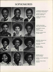Page 97, 1979 Edition, Central State University - Centralian Yearbook (Wilberforce, OH) online yearbook collection