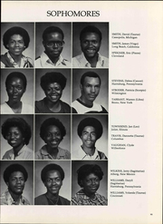 Page 99, 1979 Edition, Central State University - Centralian Yearbook (Wilberforce, OH) online yearbook collection
