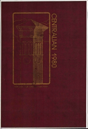 1980 Edition, Central State University - Centralian Yearbook (Wilberforce, OH)