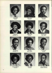 Page 144, 1980 Edition, Central State University - Centralian Yearbook (Wilberforce, OH) online yearbook collection