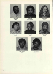 Page 146, 1980 Edition, Central State University - Centralian Yearbook (Wilberforce, OH) online yearbook collection