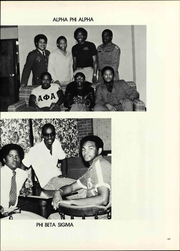 Page 153, 1980 Edition, Central State University - Centralian Yearbook (Wilberforce, OH) online yearbook collection