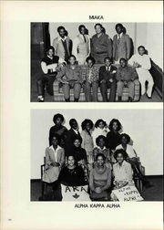 Page 154, 1980 Edition, Central State University - Centralian Yearbook (Wilberforce, OH) online yearbook collection