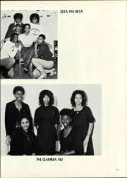 Page 155, 1980 Edition, Central State University - Centralian Yearbook (Wilberforce, OH) online yearbook collection