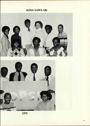 Page 157, 1980 Edition, Central State University - Centralian Yearbook (Wilberforce, OH) online yearbook collection