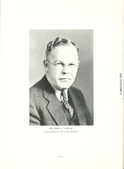 Page 14, 1938 Edition, Christ Hospital School of Nursing - Tower Yearbook (Cincinnati, OH) online yearbook collection