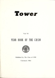 Page 5, 1938 Edition, Christ Hospital School of Nursing - Tower Yearbook (Cincinnati, OH) online yearbook collection