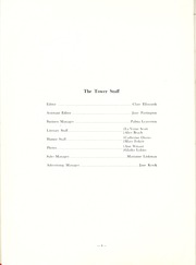 Page 8, 1938 Edition, Christ Hospital School of Nursing - Tower Yearbook (Cincinnati, OH) online yearbook collection