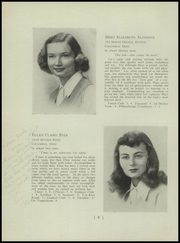 Page 12, 1945 Edition, Columbus School for Girls - Topknot Yearbook (Columbus, OH) online yearbook collection