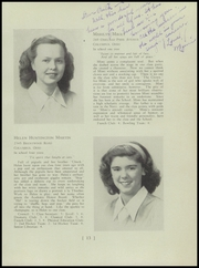 Page 17, 1945 Edition, Columbus School for Girls - Topknot Yearbook (Columbus, OH) online yearbook collection