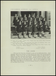 Page 52, 1945 Edition, Columbus School for Girls - Topknot Yearbook (Columbus, OH) online yearbook collection
