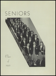 Page 9, 1945 Edition, Columbus School for Girls - Topknot Yearbook (Columbus, OH) online yearbook collection