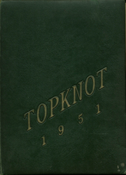 Page 1, 1951 Edition, Columbus School for Girls - Topknot Yearbook (Columbus, OH) online yearbook collection