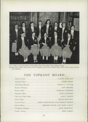 Page 12, 1951 Edition, Columbus School for Girls - Topknot Yearbook (Columbus, OH) online yearbook collection