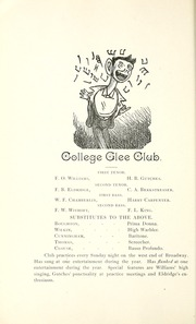 Page 100, 1891 Edition, Denison University - Adytum Yearbook (Granville, OH) online yearbook collection