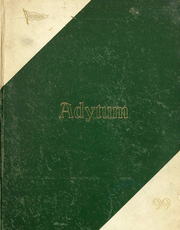 Denison University - Adytum Yearbook (Granville, OH) online yearbook collection, 1899 Edition, Page 1