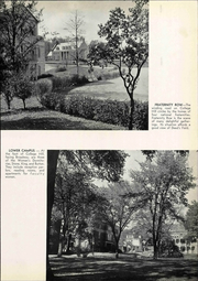 Page 17, 1936 Edition, Denison University - Adytum Yearbook (Granville, OH) online yearbook collection