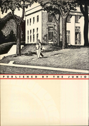 Page 8, 1936 Edition, Denison University - Adytum Yearbook (Granville, OH) online yearbook collection