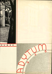 Page 9, 1936 Edition, Denison University - Adytum Yearbook (Granville, OH) online yearbook collection
