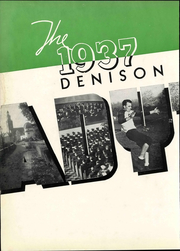 Page 8, 1937 Edition, Denison University - Adytum Yearbook (Granville, OH) online yearbook collection