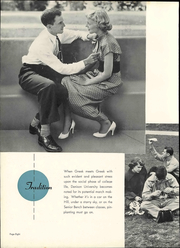 Page 14, 1950 Edition, Denison University - Adytum Yearbook (Granville, OH) online yearbook collection