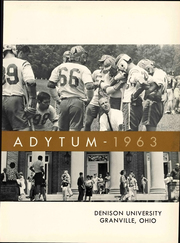 Page 7, 1963 Edition, Denison University - Adytum Yearbook (Granville, OH) online yearbook collection