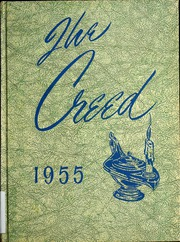 Flower Hospital School of Nursing - Creed Yearbook (Toledo, OH) online yearbook collection, 1955 Edition, Page 1