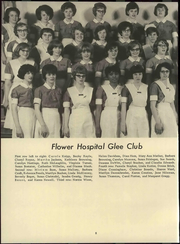 Page 14, 1966 Edition, Flower Hospital School of Nursing - Creed Yearbook (Toledo, OH) online yearbook collection