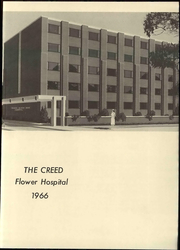 Page 7, 1966 Edition, Flower Hospital School of Nursing - Creed Yearbook (Toledo, OH) online yearbook collection
