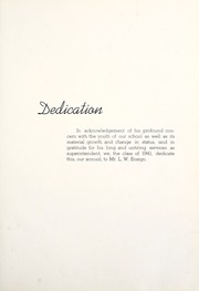 Page 9, 1941 Edition, Haviland High School - Havilook Yearbook (Haviland, OH) online yearbook collection