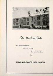 Page 6, 1949 Edition, Haviland High School - Havilook Yearbook (Haviland, OH) online yearbook collection