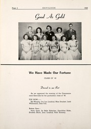 Page 8, 1949 Edition, Haviland High School - Havilook Yearbook (Haviland, OH) online yearbook collection