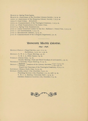 Page 15, 1898 Edition, Heidelberg University - Aurora Yearbook (Tiffin, OH) online yearbook collection
