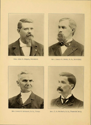 Page 17, 1898 Edition, Heidelberg University - Aurora Yearbook (Tiffin, OH) online yearbook collection