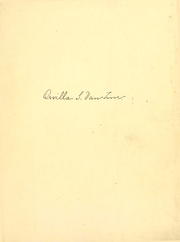 Page 2, 1898 Edition, Heidelberg University - Aurora Yearbook (Tiffin, OH) online yearbook collection