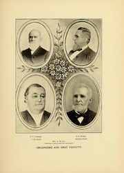 Page 11, 1901 Edition, Heidelberg University - Aurora Yearbook (Tiffin, OH) online yearbook collection