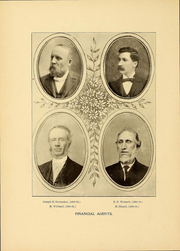 Page 14, 1901 Edition, Heidelberg University - Aurora Yearbook (Tiffin, OH) online yearbook collection