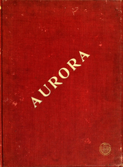 Page 1, 1907 Edition, Heidelberg University - Aurora Yearbook (Tiffin, OH) online yearbook collection