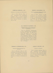 Page 11, 1907 Edition, Heidelberg University - Aurora Yearbook (Tiffin, OH) online yearbook collection