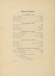 Page 15, 1907 Edition, Heidelberg University - Aurora Yearbook (Tiffin, OH) online yearbook collection
