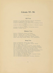 Page 7, 1907 Edition, Heidelberg University - Aurora Yearbook (Tiffin, OH) online yearbook collection