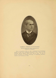 Page 9, 1907 Edition, Heidelberg University - Aurora Yearbook (Tiffin, OH) online yearbook collection