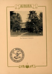 Page 14, 1919 Edition, Heidelberg University - Aurora Yearbook (Tiffin, OH) online yearbook collection