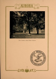 Page 15, 1919 Edition, Heidelberg University - Aurora Yearbook (Tiffin, OH) online yearbook collection