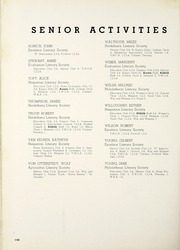 Page 144, 1943 Edition, Heidelberg University - Aurora Yearbook (Tiffin, OH) online yearbook collection