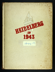 Heidelberg University - Aurora Yearbook (Tiffin, OH) online yearbook collection, 1944 Edition, Page 1